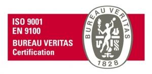 Bureau Veritas Certification ISO 9001 EN 9100